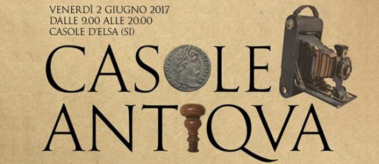 """Casole Antiqua"" a Casole d'Elsa"
