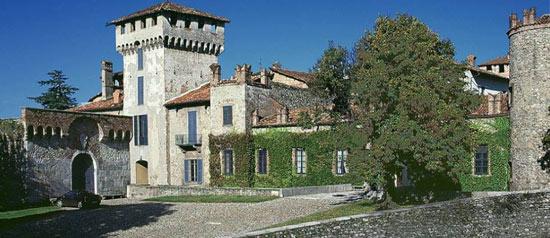 Musica e cena al Castello Visconti di San Vito a Somma Lombardo