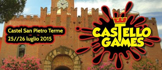 Castello Games a Castel San Pietro Terme