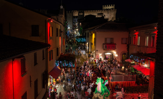 The Magic Castle Gradara 2015