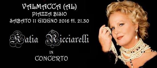 Katia Ricciarelli in concerto a Valmacca