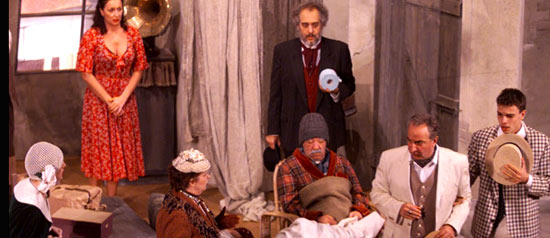 Caviale e lenticchie al Piccolo Teatro di Padova