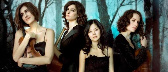 Quartetto d'Archi Cecilia al Teatro San Carlo di Modena