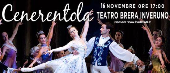 Cenerentola al Teatro Brera a Inveruno (MI)