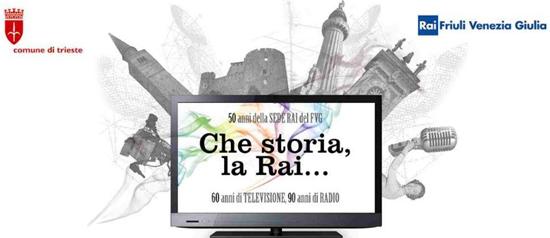 """Mostra «Che stora la RAI» al Civico Museo Teatrale """"Carlo Schmidl"""""""