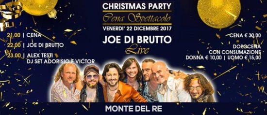 Christmas Party all'Hotel Monte del Re di Dozza