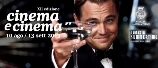"""Cinema e Cinema""  XII edizione a Lamezia Terme"