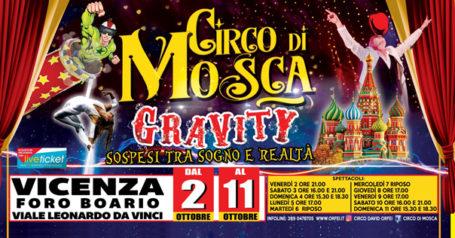Circo di Mosca - Gravity a Modena