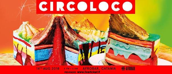 Circoloco all'Afrobar di Catania