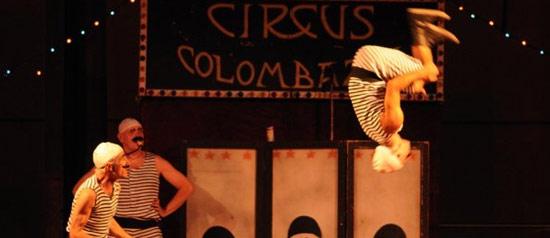 Circus Colombazzi al Castel Sismondo di Rimini