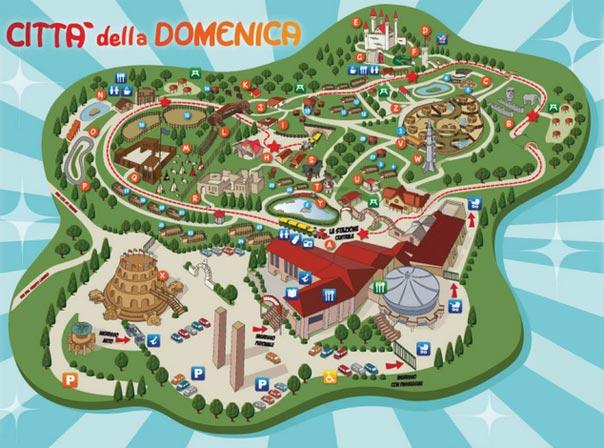 Città della Domenica - Il parco per le famiglie a Perugia