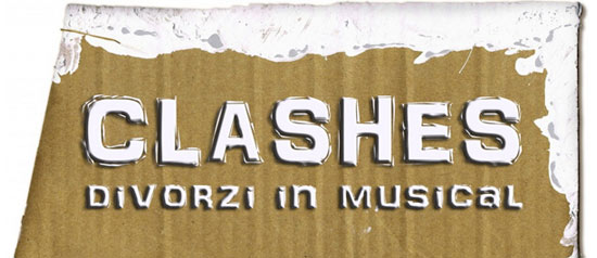 Clashes Divorzi in Musical al Teatro del Mare di Riccione