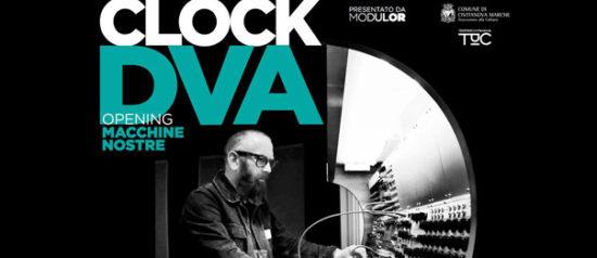 Clock Dva al Teatro Cecchetti a Civitanova Marche
