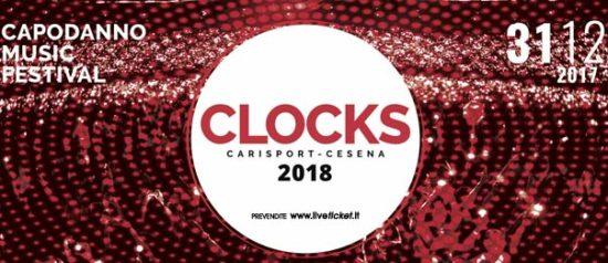 Clocks 2018 guest Ghali live al Carisport a Cesena