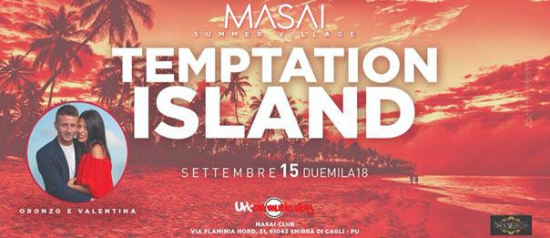 Temptation Island - Closing Summer al Masai Summer Village a Cagli