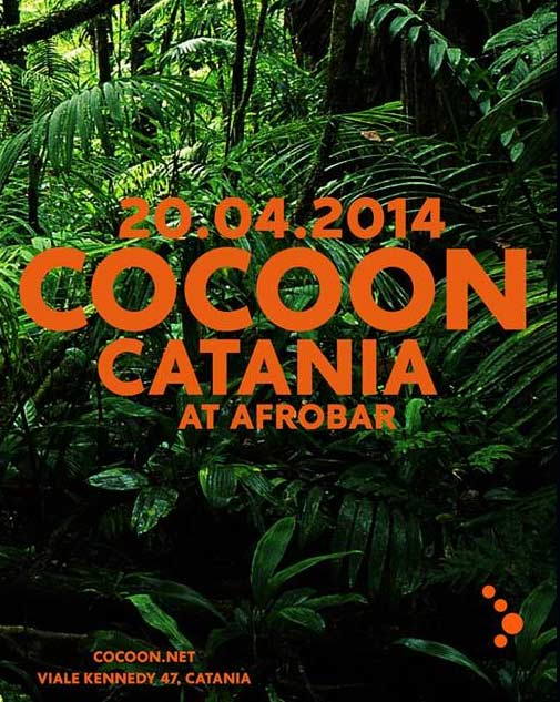 Cocoon 2014 a Catania