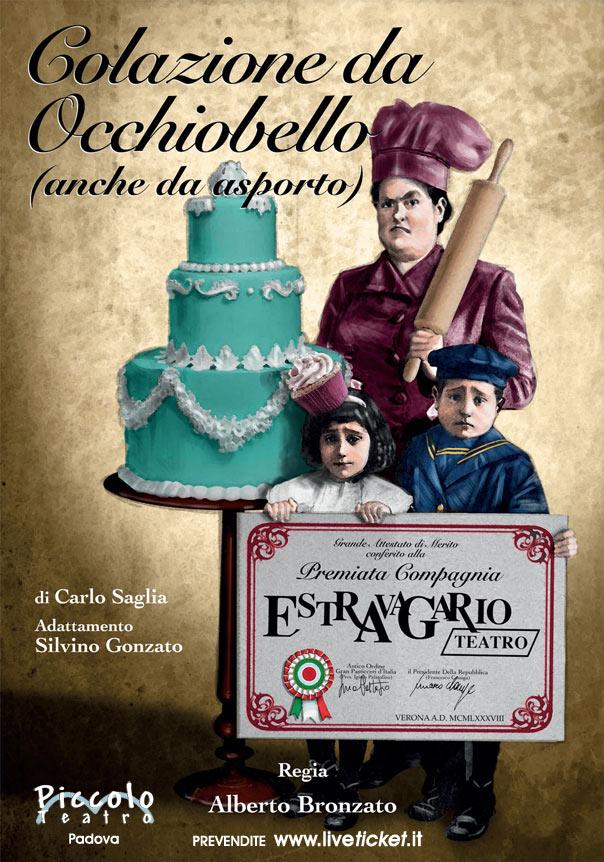 Colazione da Occhiobello (anche da asporto) al Piccolo Teatro di Padova