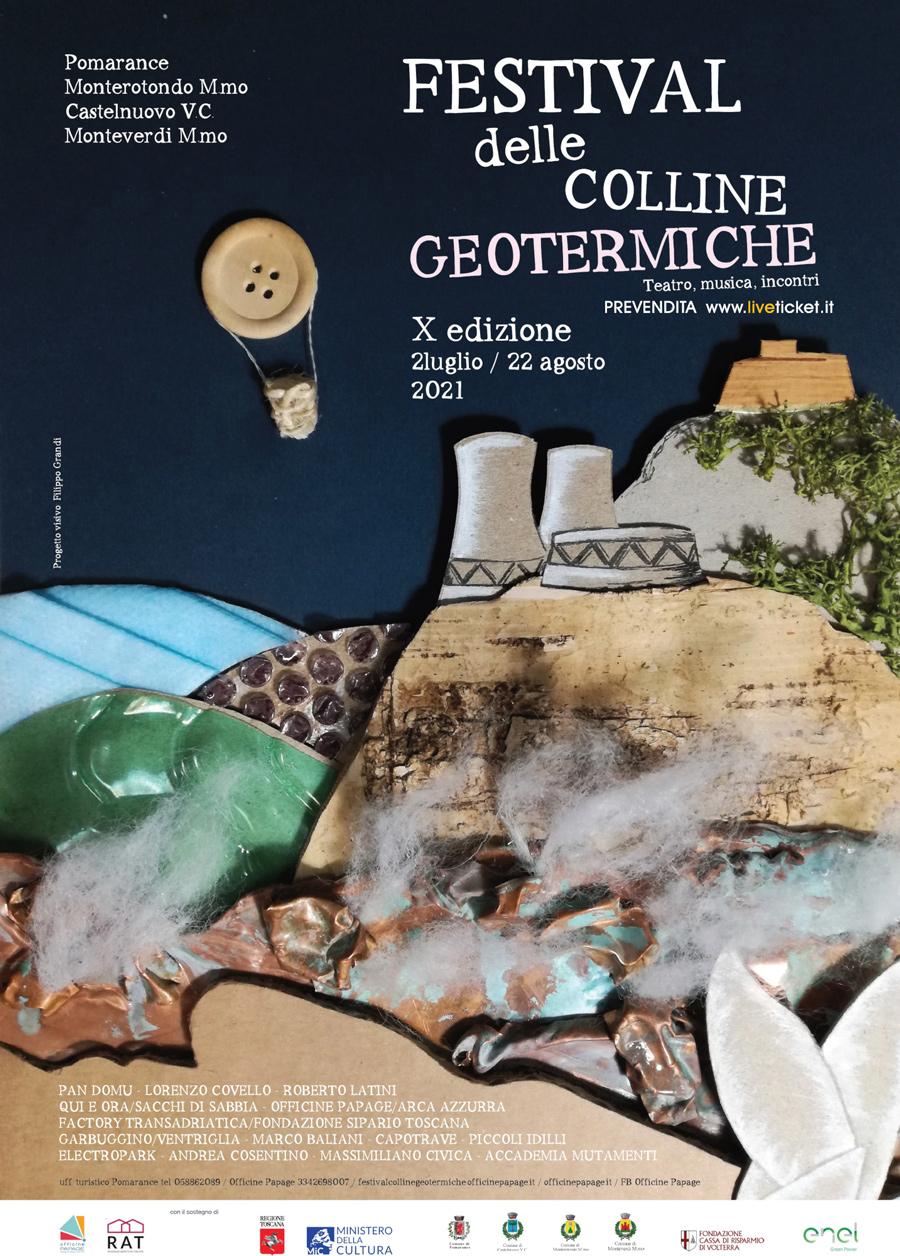 Festival delle Colline Geotermiche a Pisa e Grosseto
