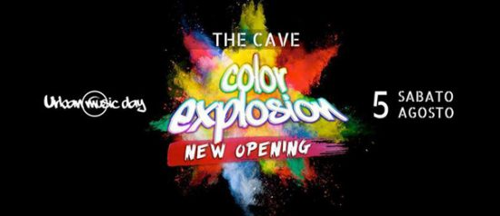 New Opening - The Cave al Masai Club Cagli