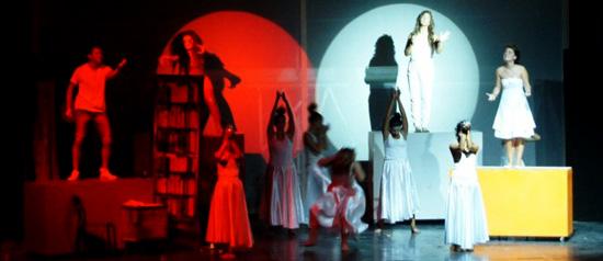 "Musical ""Come l'Aurora - Apocalisse 2012"" a Senigallia"