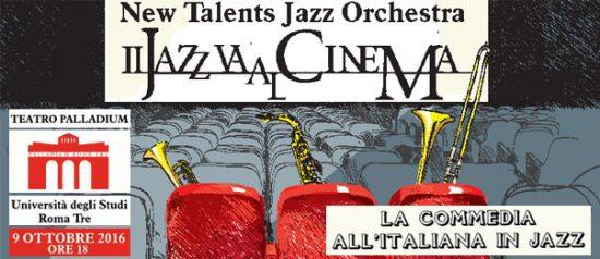 """""""La commedia all'italiana in jazz"""" al Teatro Palladium a Roma"""