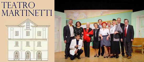 """""""Gildo Peragallo, ingegnere"""" al Teatro Martinetti di Garlasco"""