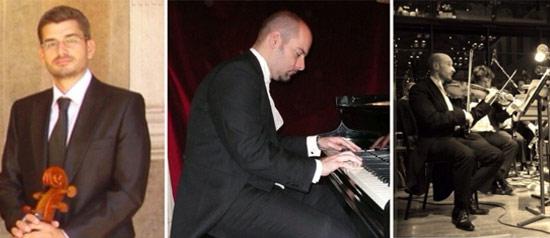 Concerto con brio alla Reggia di Colorno a Parma