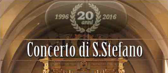 Concerto di Santo Stefano alla Chiesa Santa Maria Assunta a Montanaro