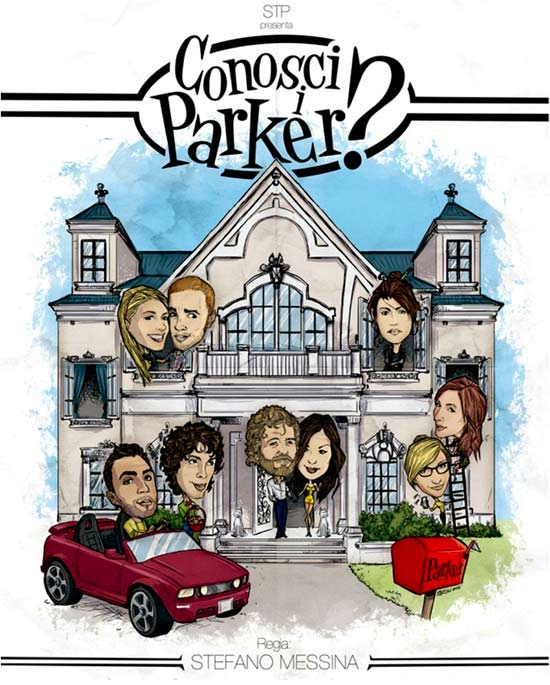 """""""Conosci i Parker?"""" con Massimo Ciavarro al Teatro Quirinetta di Roma"""