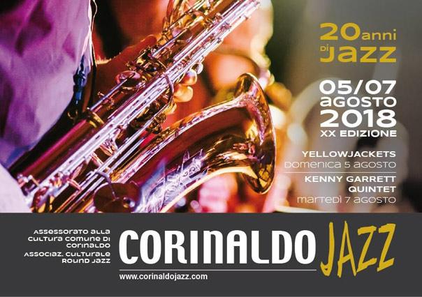 Corinaldo Jazz 2018