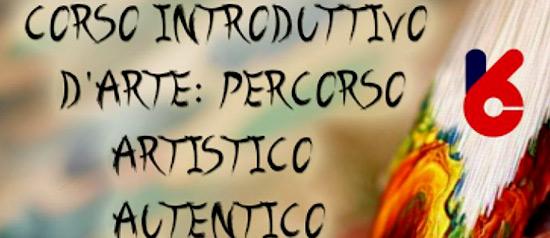 Presentazione | Corso introduttivo d'arte: percorso artistico autentico a Cosenza
