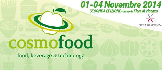 2° Cosmofood al Centro Fiera di Vicenza
