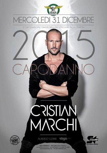 Capodanno Imperiale DJ Cristian Marchi