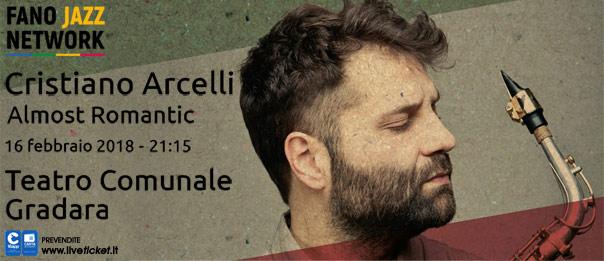 Cristiano Arcelli – Almost Romantic al Teatro Comunale di Gradara