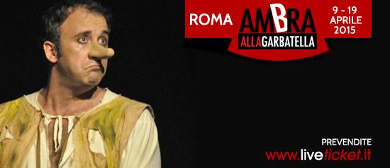 """""""Cyrano. Al mio amore"""" al Teatro Ambra Garbatella"""