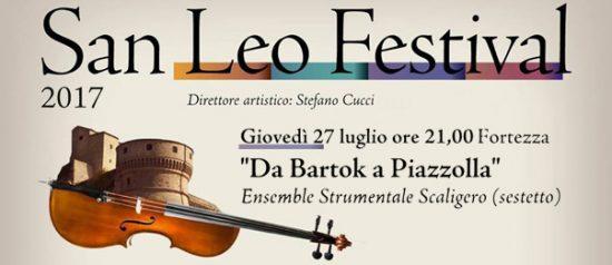 Da Bartok a Piazzolla alla Fortezza di San Leo