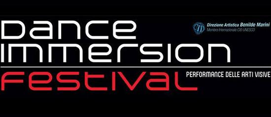 Dance Immersion Festival al Teatro Comunale di Cagli