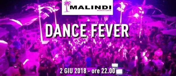 Dance fever al Malindi Biky Beach Cafè a Cattolica