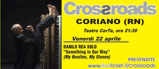 Danilo Rea al Teatro CorTe di Coriano