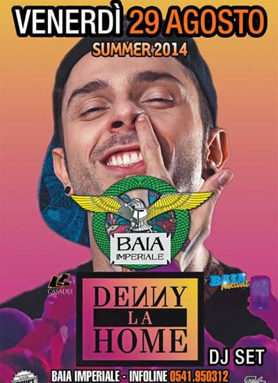 Danny La Home @ Baia Imperiale a Gabicce