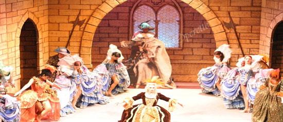 Danza delle libellule al Teatro Comunale di Treia