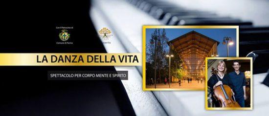 La danza della vita all'Auditorium Paganini di Parma