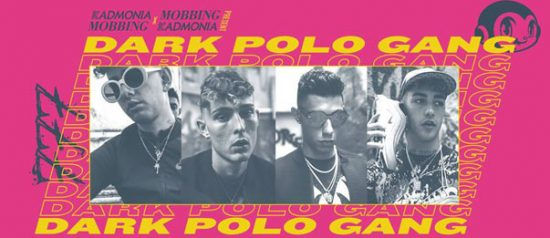 Dark Polo Gang + Sick Luke Dj set allo Chalet Club del Valentino di Torino