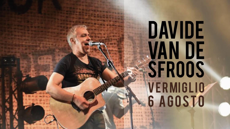 """Davide Van De Sfroos """"Folk Cooperatour"""" a Vermiglio in Val di Sole"""