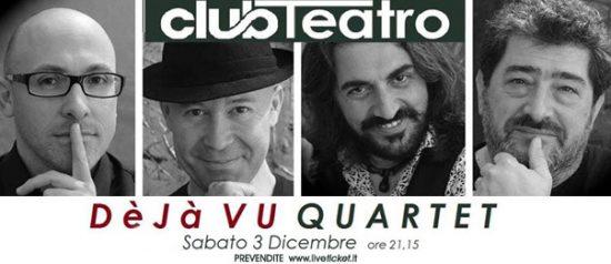 Deja Vù al Teatro CorTe di Coriano