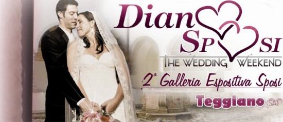 Diano Sposi The Wedding Weekend 2014 a Teggiano