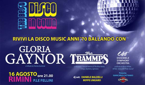 The Best Disco in Town a Rimini