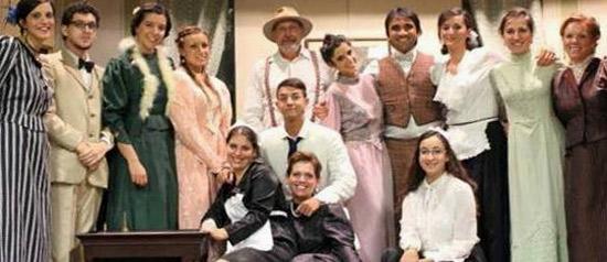 """""""Disperati ritratti"""" al Teatro Cittadella di Modena"""