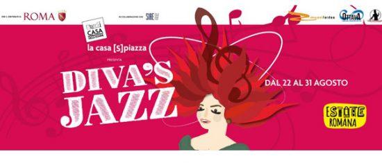 """Rassegna """"Diva's Jazz"""" alla Casa Internazionale delle Donne a Roma"""