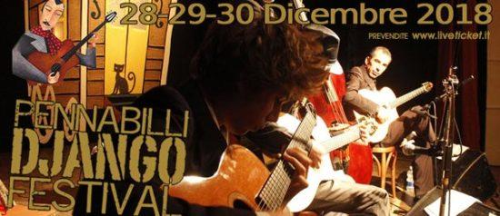 Pennabilli Django Festival all'Hotel Duca del Montefeltro a Pennabilli